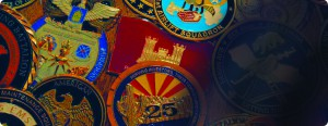 challenge coins, military coins