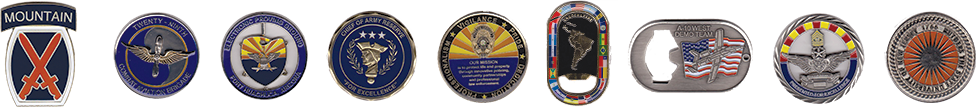 military coins, challenge coins