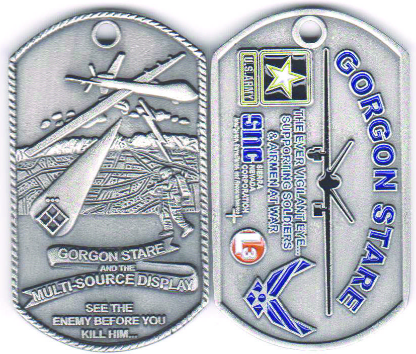 Challenge Coin Design part two