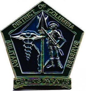 Army Unit Crest also known as a Distinctive Unit Crest or Distinguished Unit Crest